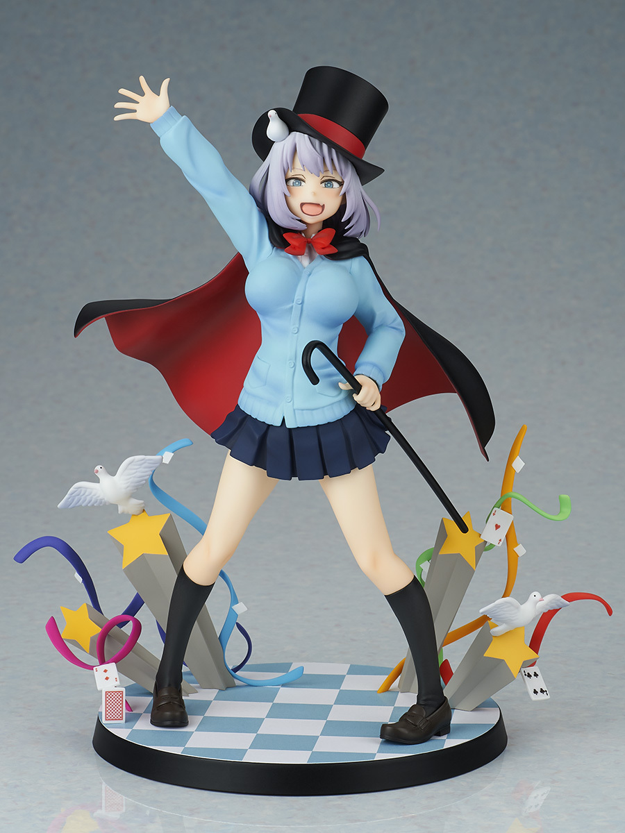 【手办】BellFine《魔术学姐》学姐 1/7比例手办-