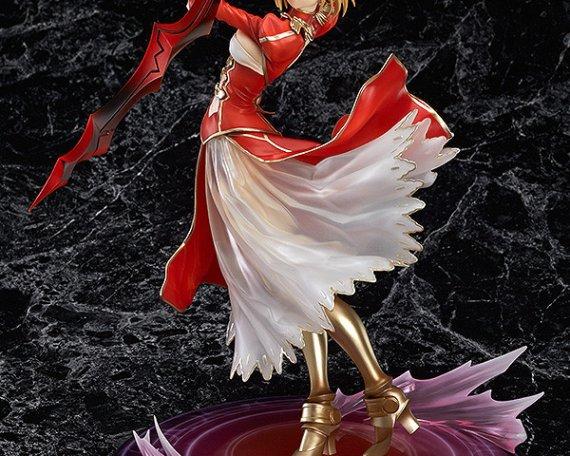 【手办发售】GSC《Fate/EXTRA》Saber Extra(红Saber)1/7比例手办再贩开定