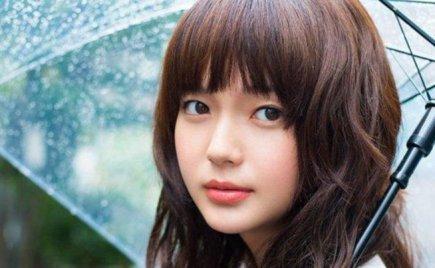 """日本票选""""2020年国民女神"""",桥本环奈进入前20,第一名果然是她"""