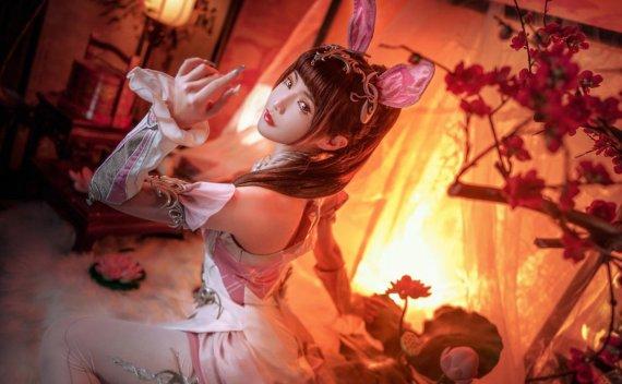 【cosplay】斗罗大陆#我叫小舞,跳舞的舞。