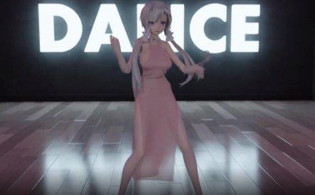[MMD Azur lane 紳士向け]Illustrious CHUNG HA – Snapping